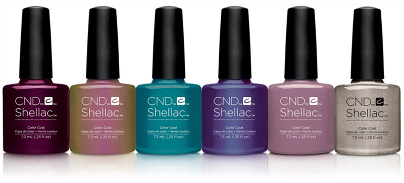 CND NIGHTSPELL COLLECTION PREVIEW
