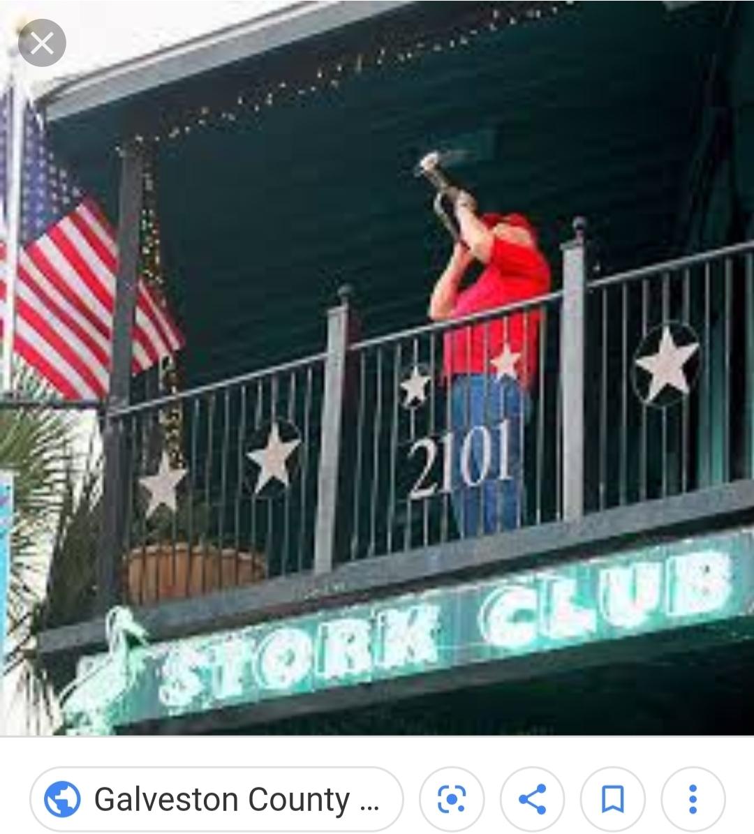 Courtesy of Galveston County News