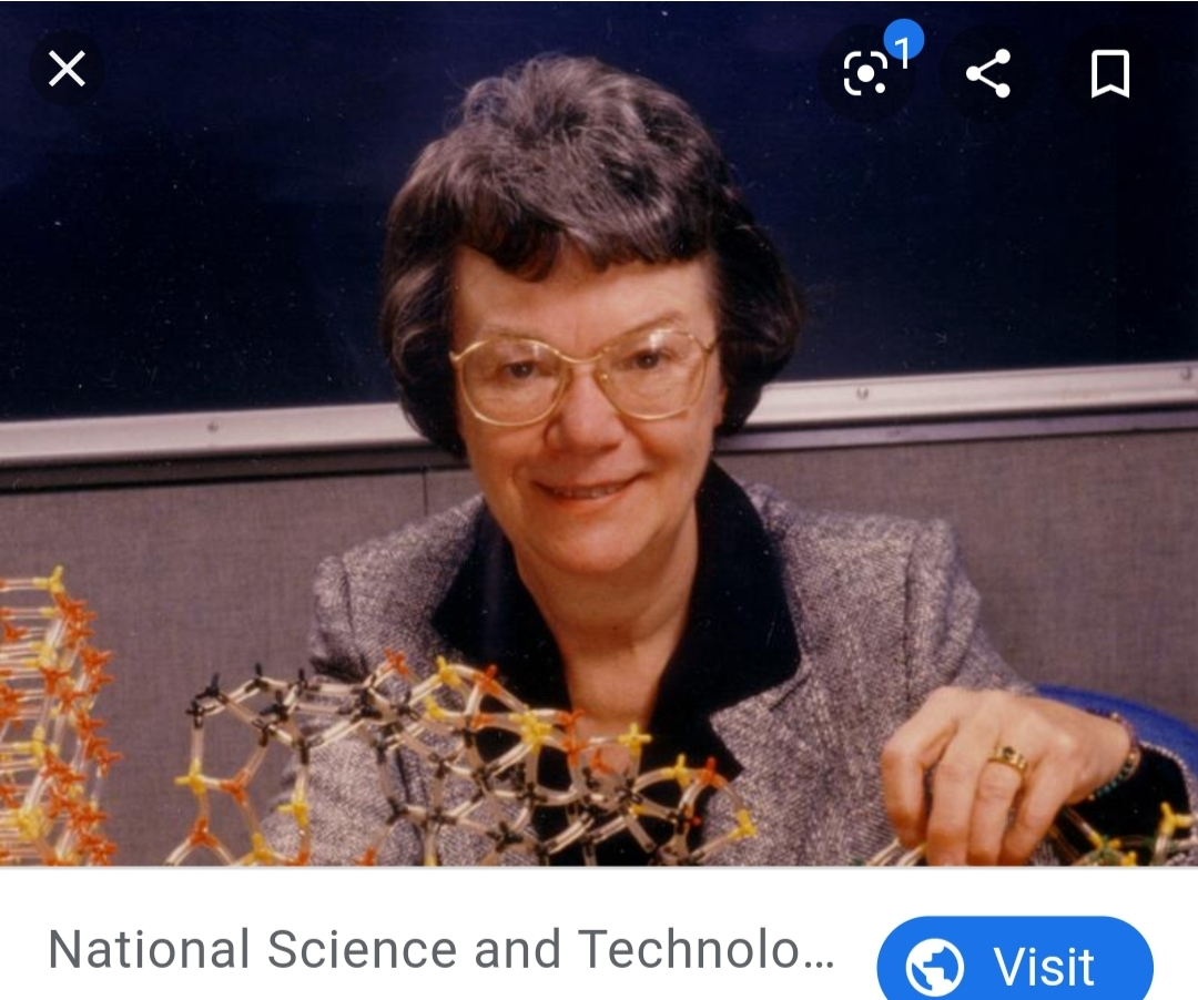 Courtesy of National Science and Technology Medals