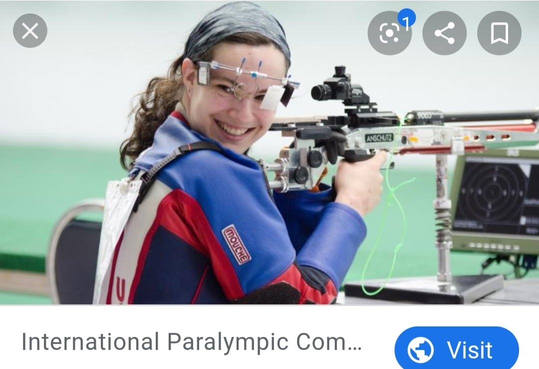 Courtesy of the International Paralympic Committee