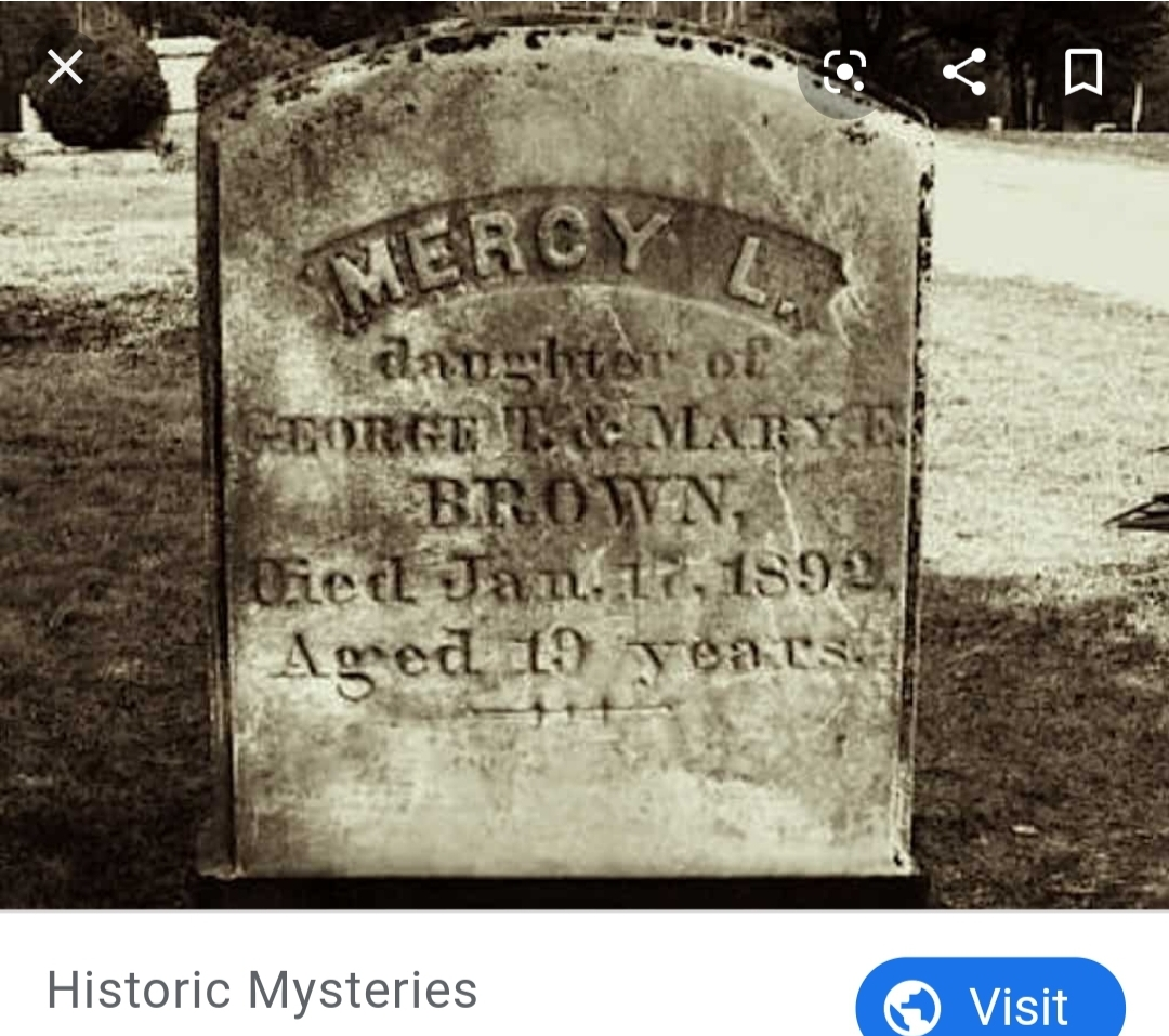 Courtesy of Historic Mysteries