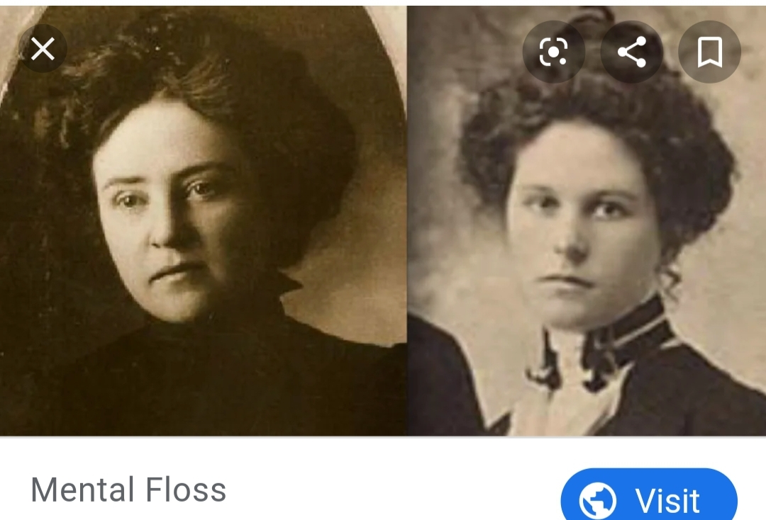 Comparing Ann Bassett (Left) with Etta Place (Right)