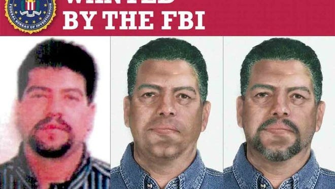 Courtesy of the FBI
