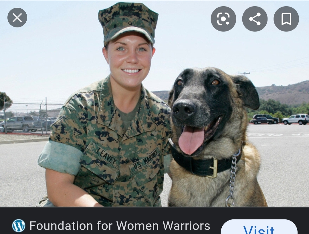 Courtesy of Foundation for Women Warriors
