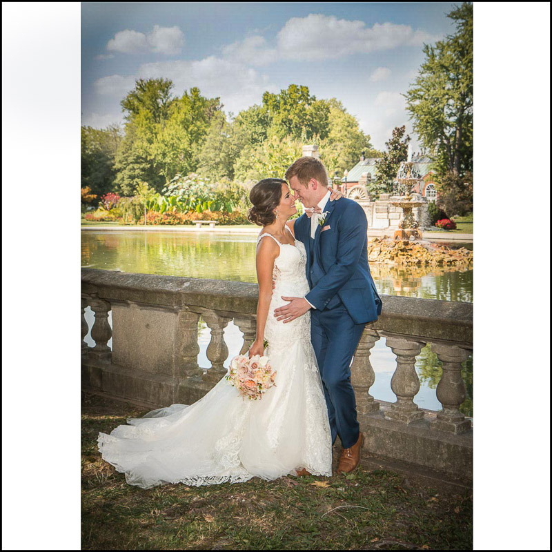 Link to Greater St Louis area wedding photography gallery: Carolyn and Michael