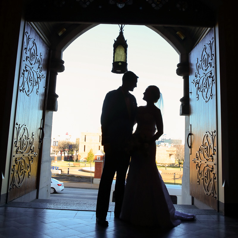 Link to Greater St Louis area Wedding Photographers gallery: Elizabeth and Ryan