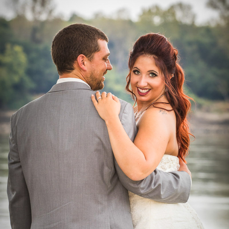 Link to Greater St Louis area Wedding Photographers gallery: Jessica and Brian