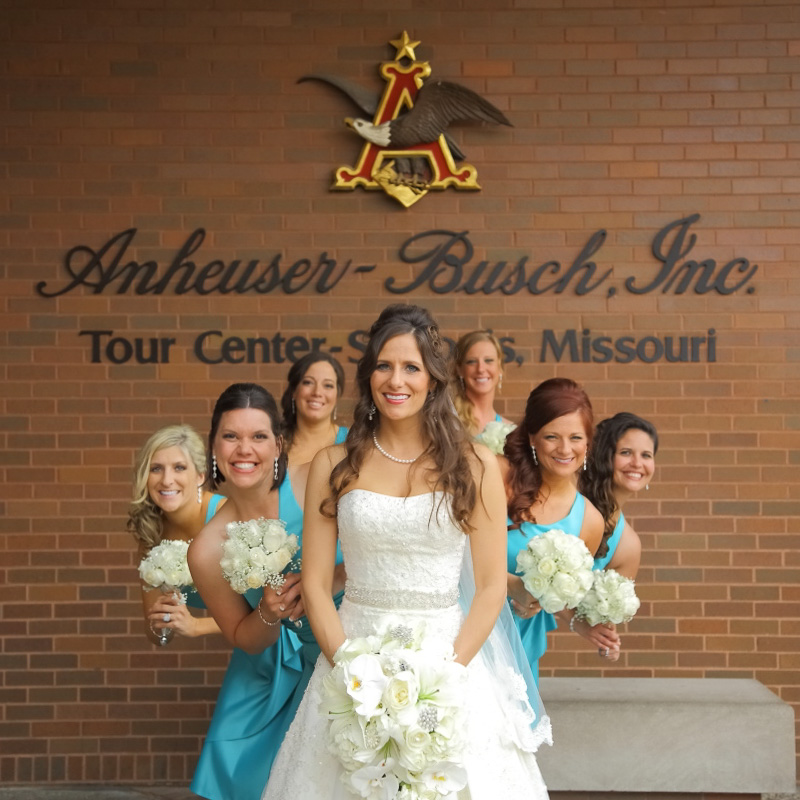 Link to Greater St Louis area Wedding Photographers gallery: Kiley and Jason