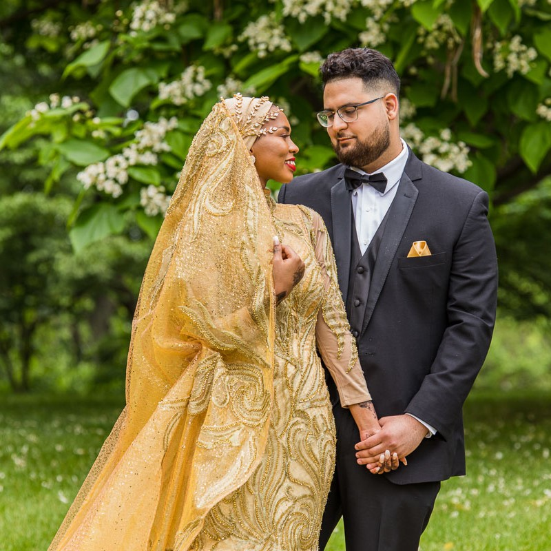 link into greater St. Louis area wedding photography gallery of Wafa and Samieh