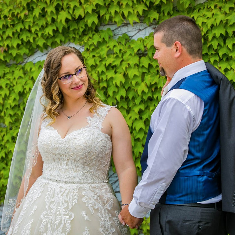 Link into the Greater St. Louis Wedding Photography gallery of Lacey and Tim