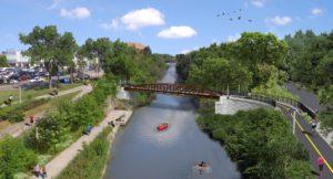 Bridge rendering