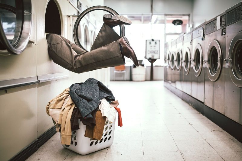 Tips for Doing Laundry Safely in Public Facilities