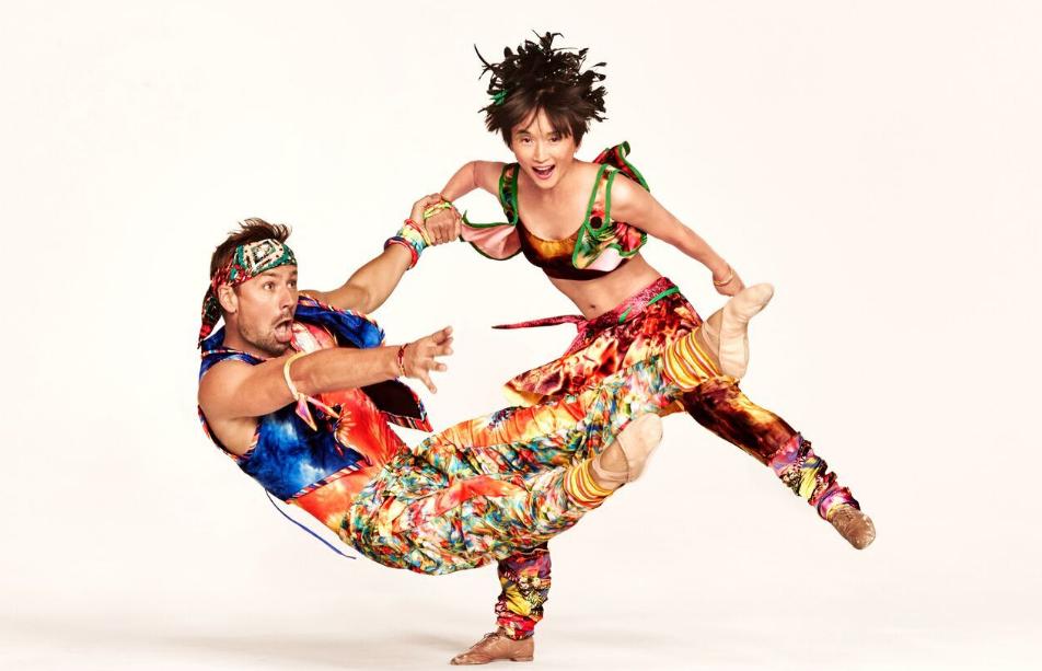 Review: Twyla Tharp 50th Anniversary Tour at The Kravis Center