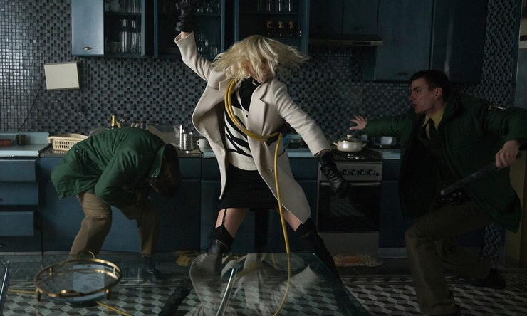 Meet the Costume Designer Behind Charlize Theron's Hot Looks in Atomic Blonde