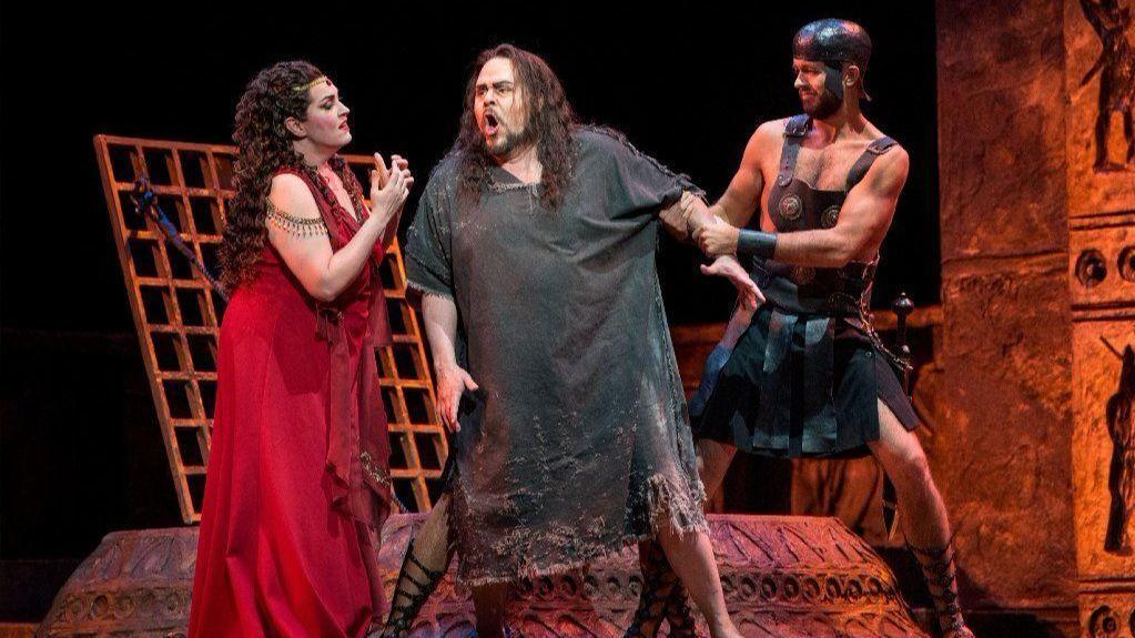 Review: Florida Grand Opera's Salome at the Arsht Center, Miami