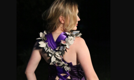 How Avalon Hester, a Young Artist, Pays Tribute To Historical Women With a Hand-Crafted Dress