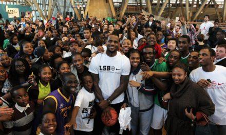 LeBron James' Public School Opens its Doors