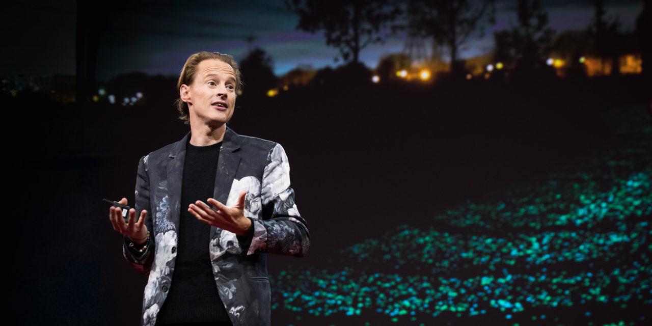 Exclusive Interview: Daan Roosegaarde, Combining Art and Clean Air