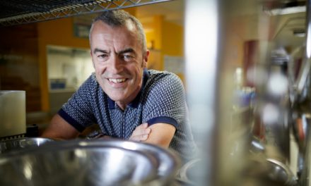 Exclusive Interview: Robbie Davison, Feeding Liverpool and Changing Lives with Can Cook