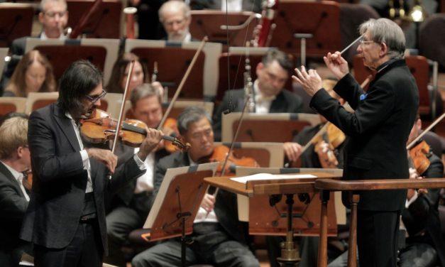Review: San Francisco Symphony's Stravinsky Celebration Featuring Leonidas Kavakos