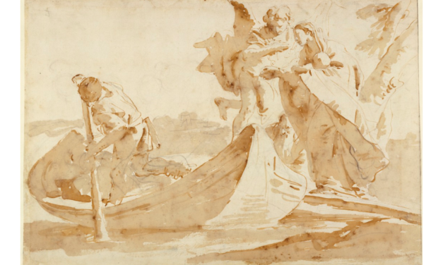 Review: The Flight into Egypt at The Getty Museum, Los Angeles