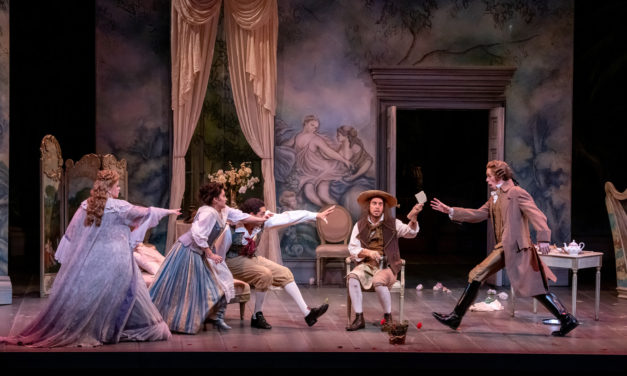 Review: The Marriage of Figaro by the Florida Grand Opera in Miami