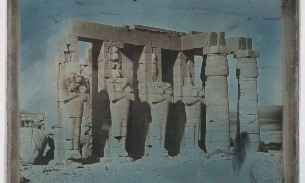 Review: Monumental Journey, the Daguerrotypes of Girault de Prangey at the Metropolitan Museum of Art