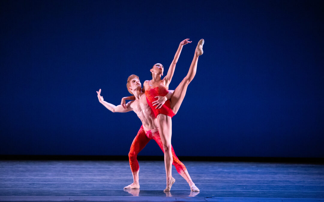 Review: Miami City Ballet's Slaughter on Tenth Avenue