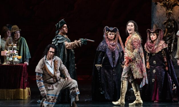 A Look at the Florida Grand Opera and Don Giovanni