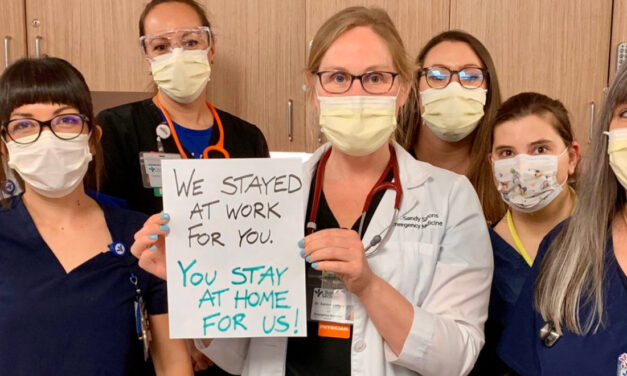 Healthcare Workers: The Real Superheros