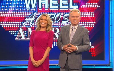 Celebrity Wheel of Fortune Raises Money for Charities