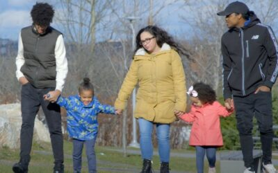 Community Comes Together to Give a Family a Home