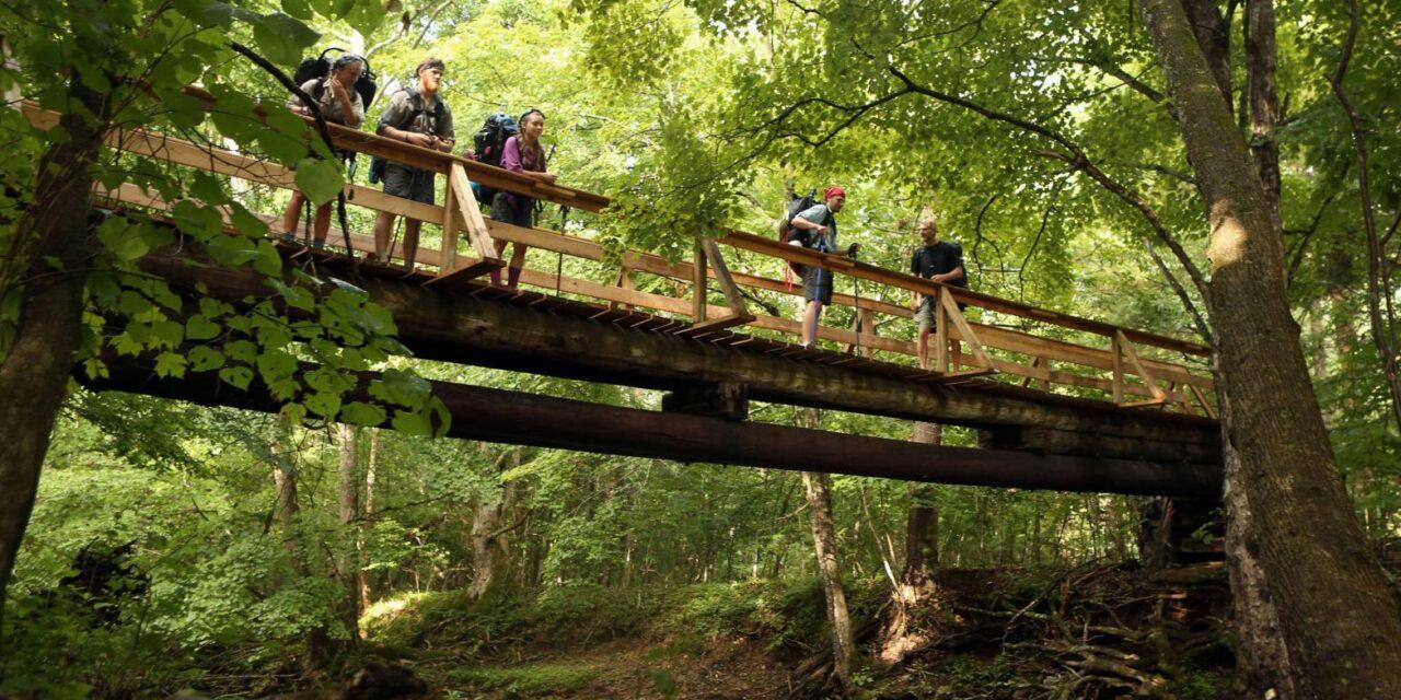 "Appalachian Trail ""Angels"""