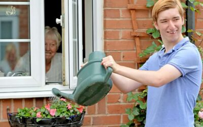 Special-Needs Teen Raises Money for Charities With 1,600 Acts of Kindness