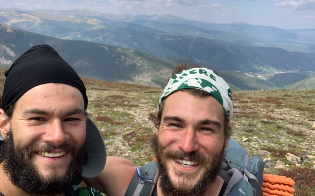 Brothers Walk From New Jersey to California to Raise Money