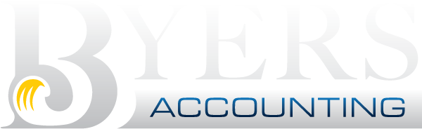 Byers Accounting Services Logo