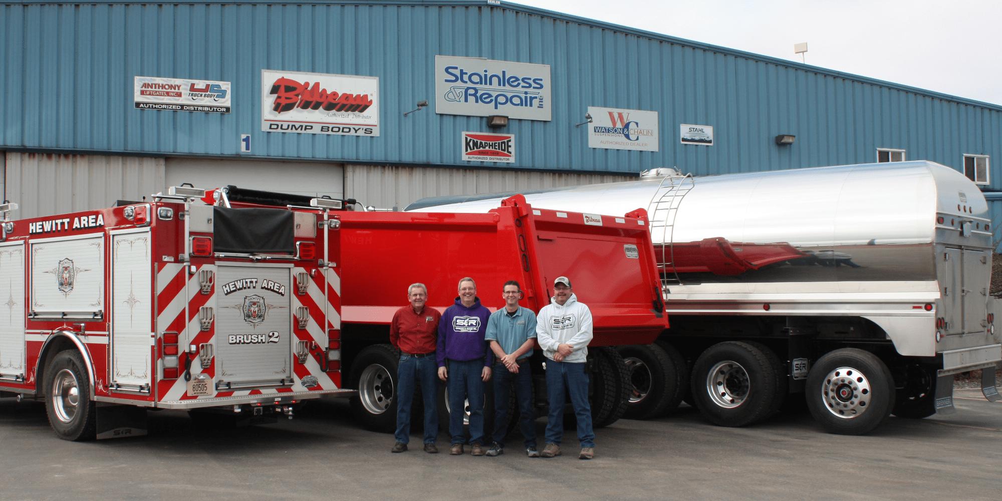 Stainless & Repair Inc.