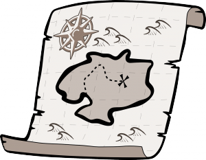 treasure-map-153425_1280