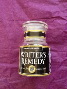 Writer's Remedy