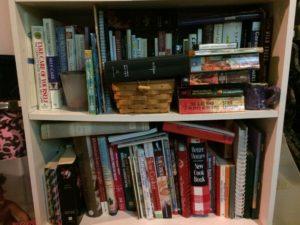 Basement Bookshelves (bottom shelves)