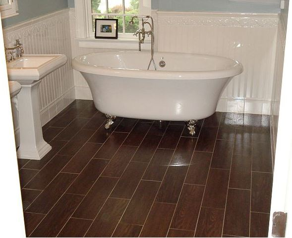 Top Ten Reasons To Choose Plank Tile Over Wood Flooring