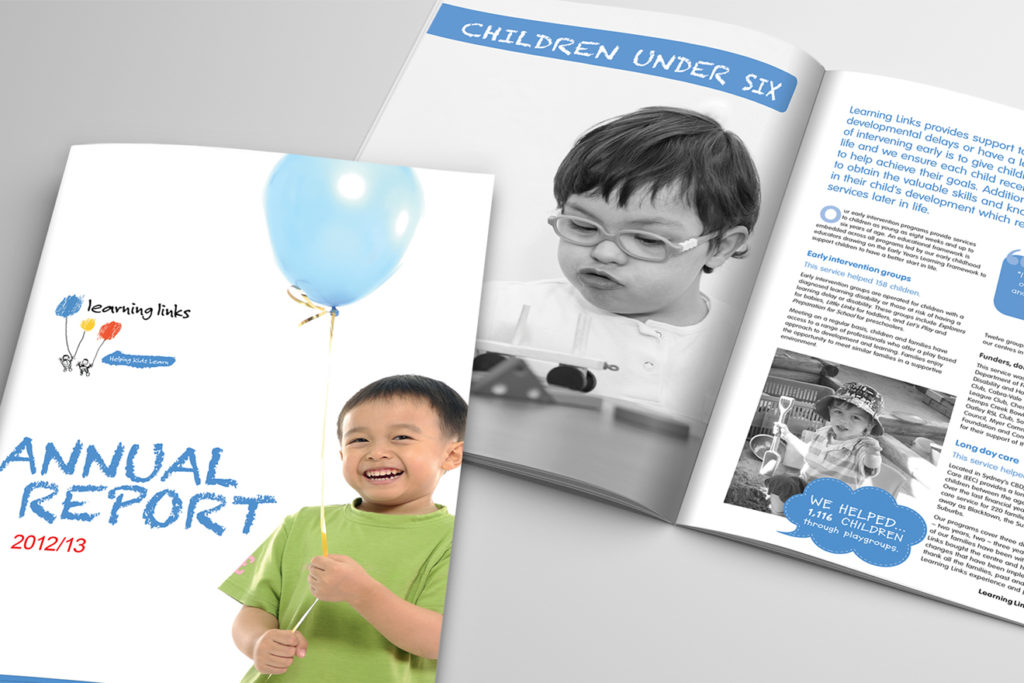 Learning Links annual report