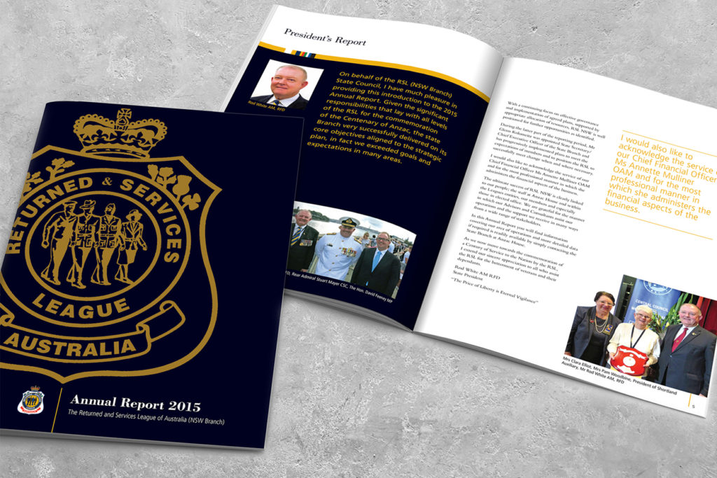 RSL NSW annual report