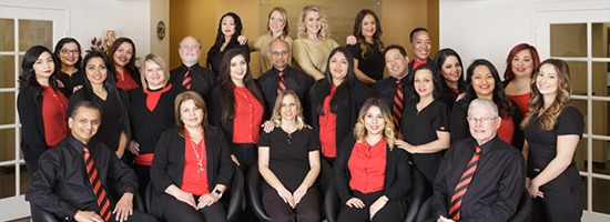dental team in rancho cucamonga ca
