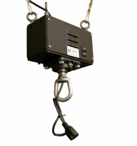 Semco hanging display rotators