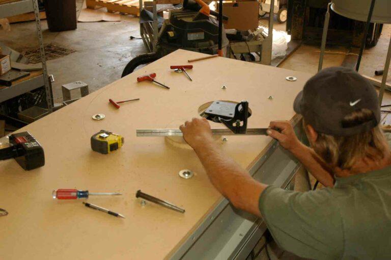 Larsen Manufacturing Fabrication