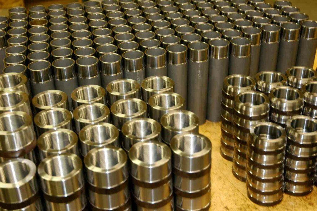 Larsen Mfg CNC Machining and welding