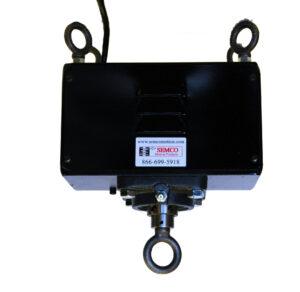 Trade show display turntable