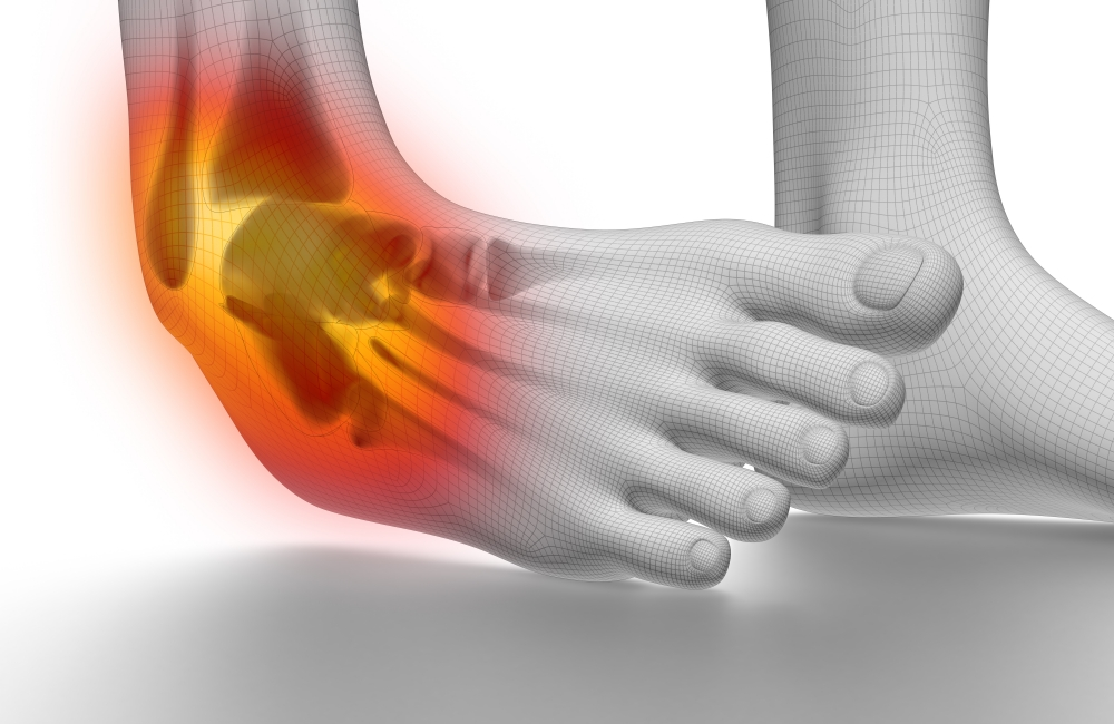 Spastic ankle guide to stretching
