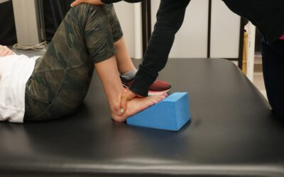 Foam Wedges: For positioning and more